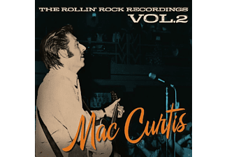 Mac Curtis - The Rollin Rock Recordings Vol.2 - (CD)