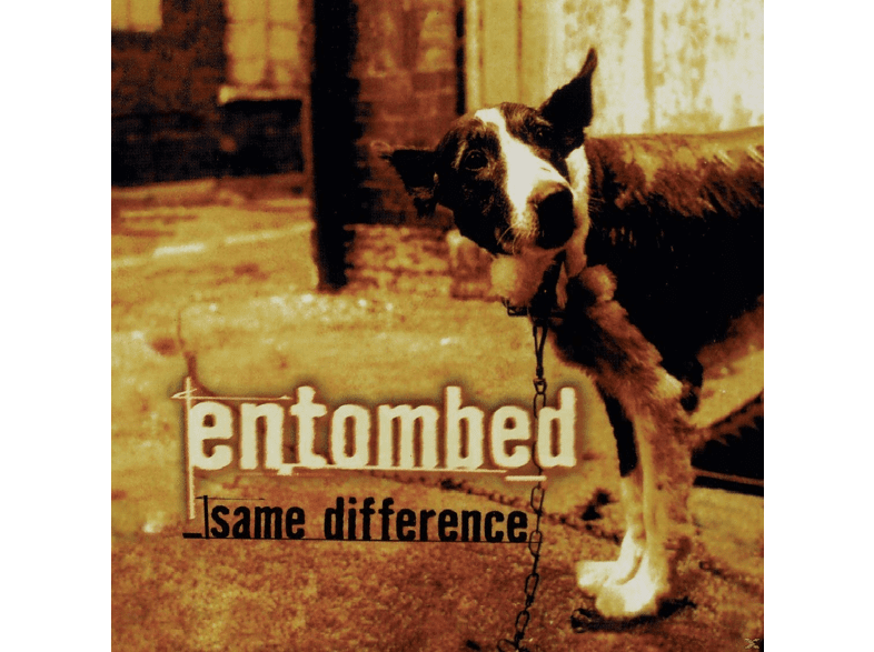 Entombed - Same Difference [CD]