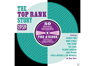 VARIOUS - Top Rank Story A - Sides 59 - (CD)