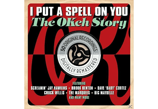 VARIOUS - I Put A Spell On You-Okeh Story - (CD)
