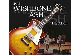 Wishbone Ash - Wishbone Ash-The Album - (CD)