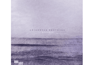 Grigoryan Brothers - Distance - (CD)