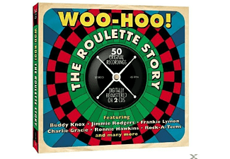 VARIOUS - Woo Hoo!-The Roulette Story - (CD)
