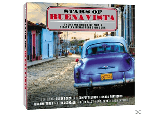 VARIOUS - The Stars Of Buena Vista - (CD)