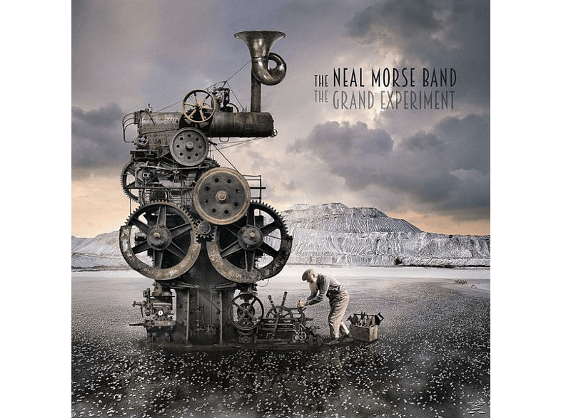 The Neal Morse Band - The Grand Experiment [CD]