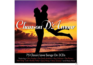 VARIOUS - Chanson D'amour [CD]