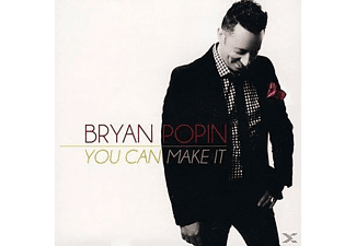 Bryan Popin - You Can Make It - (CD)