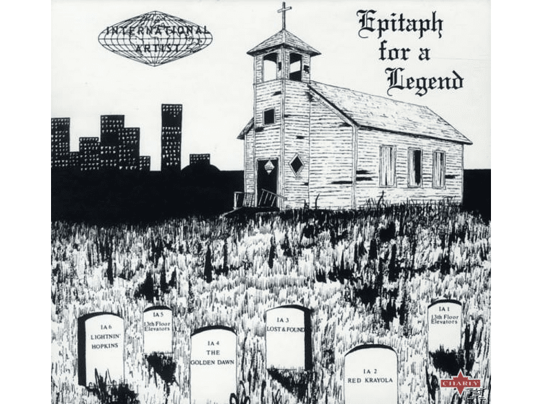 VARIOUS - Epitaph For A Legend-Ltd- [CD]