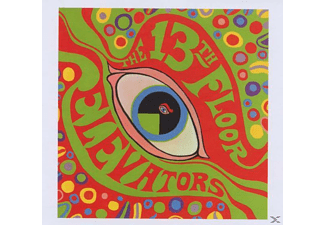 The 13th Floor Elevators - The Psychedelic Sounds Of...(deluxe Edition) [Doppel-cd] - (CD)