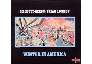 Gil Scott-Heron - Winter In America (Rem.) - (CD)