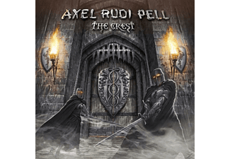 Axel Rudi Pell - The Crest - (LP + Bonus-CD)