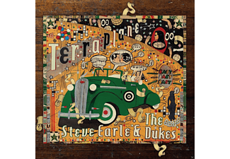 Steve Earle, The Dukes - Terraplane - (Vinyl)