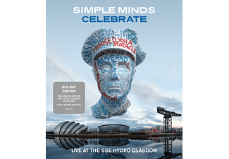 Simple Minds - Celebrate-Live At The Sse Hydro Glasgow (Blu-Ray - (Blu-ray)