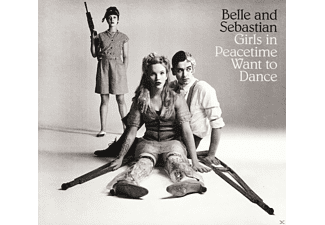 Belle and Sebastian - Girls In Peacetime Want To Dance - (CD)