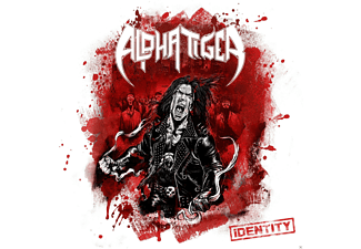 Alpha Tiger - Identity - (CD)