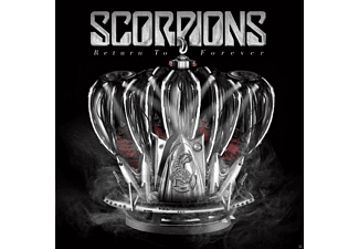 Scorpions - Return To Forever - (Vinyl)