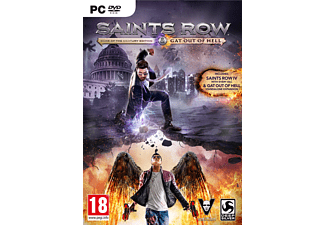 Saints Row IV - Re-Elected + Gat Out Of Hell  PC