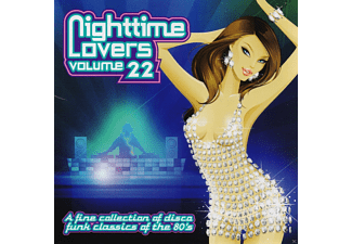 VARIOUS - Nighttime Lovers Vol.22 [CD]