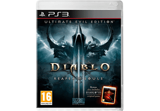 Diablo III Reaper of Souls -  Ultimate Evil Edition - (DGS.PS3.01237) PlayStation 3