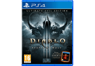 Diablo 3: Ultimate Evil Edition FR PS4