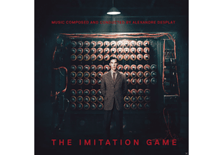 Alexandre Desplat - The Imitation Game - (CD)