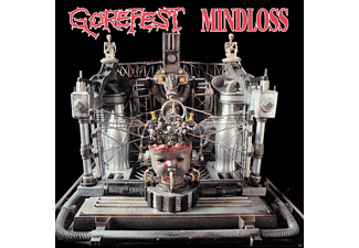 Gorefest - Mindloss & Demos (Re-Issue) - (CD)