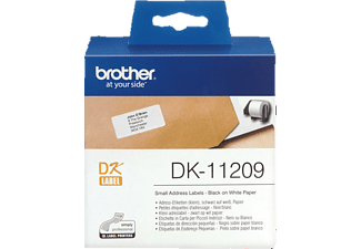 BROTHER DK-11209 Etiquettes d'adresse Small