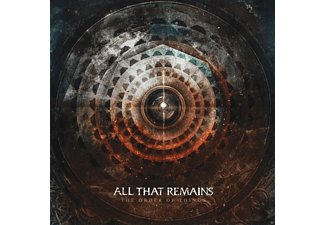 All That Remains - The Order Of Things - (CD)