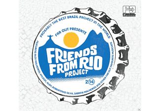 Various - Friends From Rio Project - (Vinyl)