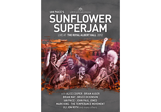 VARIOUS - Ian Paice's Sunflower Superjam - (CD + DVD Video)