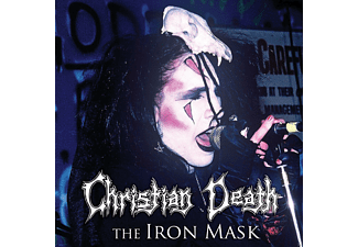 Christian Death - Iron Mask - (CD)