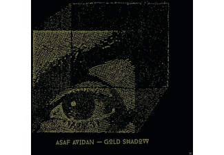 Asaf Avidan - Gold Shadow (Jewel Box) [CD]
