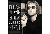 Elton John - Legendary Covers Album 1969-70 [CD]