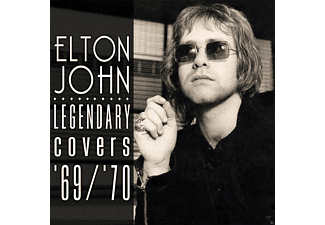 Elton John - Legendary Covers Album 1969-70 - (CD)