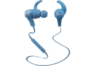 MONSTER iSport Wireless, In-ear Kopfhörer, Blau