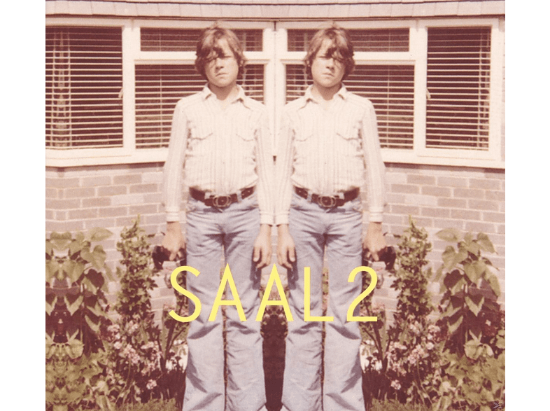 Saal 2 - Golden [LP + Bonus-CD]