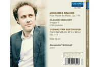 Alexander Schimpf - Klavierwerke [Maxi Single CD]