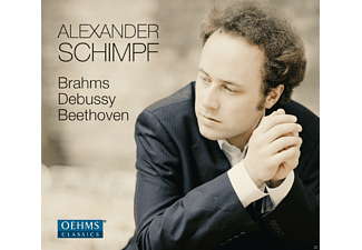 Alexander Schimpf - Klavierwerke - (Maxi Single CD)