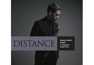 James Austin Smith, Luis Magalhaes, Bridget Kibbey - Distance - (CD)