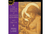 Lane Piers - Die Preludes Vol.1 [CD]