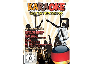 VARIOUS - Karaoke-Best Of Deutschpop [DVD]