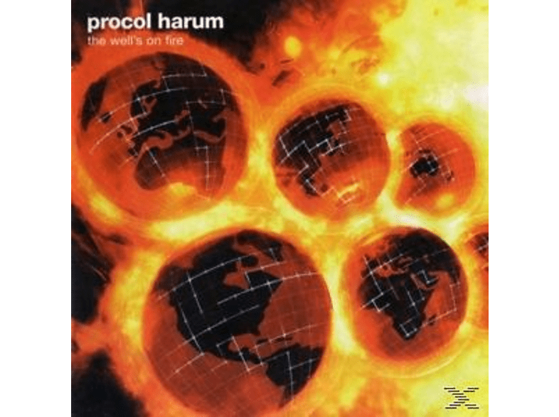 Procol Harum - The Well's On Fire [Vinyl]