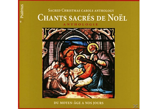 Ensembles Et Chorales De France - Chants Sacres De Noël - (CD)