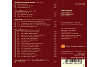 Siwoung Song - Dichterliebe [CD]