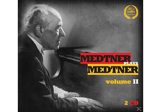 Medtner/Philharmonia Orchestra - Medtner plays Medtner Vol.2 - (CD)