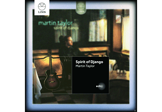 Martin Taylor - Spirit Of Django - (CD)