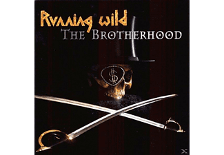 Running Wild - The Brotherhood - (Vinyl)