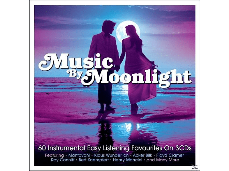 VARIOUS - Music By Moonlight [CD]