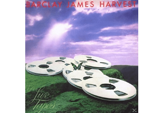 Barclay James Harvest - Live Tapes [CD]