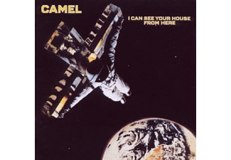Camel - I Can See Your House From Here - (CD)